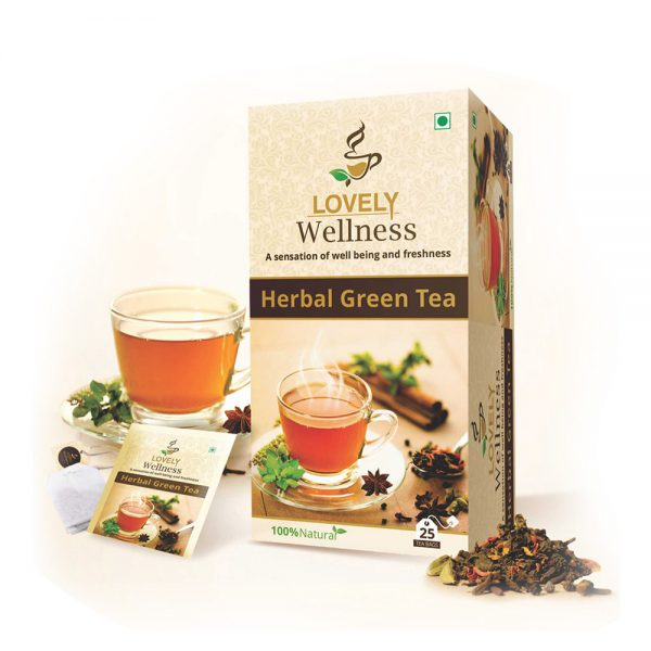 Herbal Green Tea