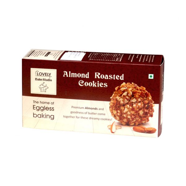 Almond Roasted Cookies (200gms)