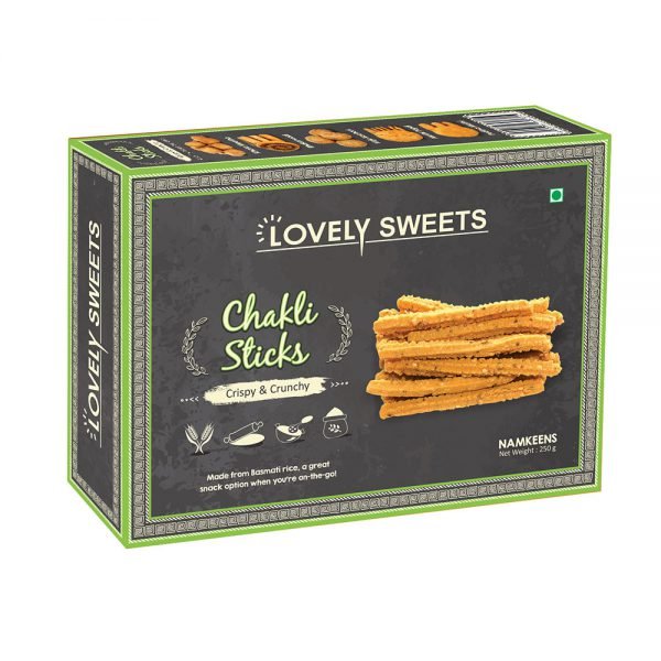 Chakli Sticks (250 gms)