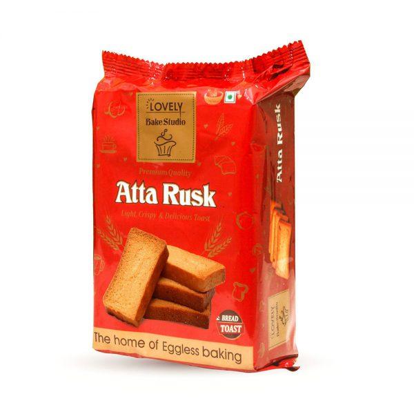 Atta Rusk (350 gms)