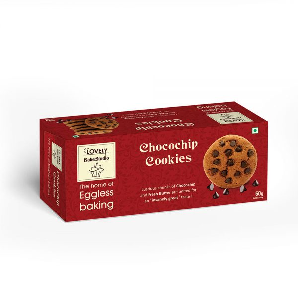 Chocochip Cookies (75 gms)
