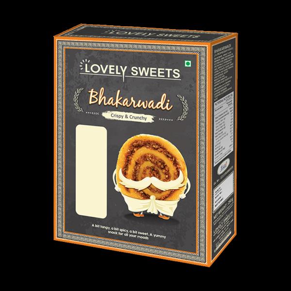 Bhakarwadi (250 gms)
