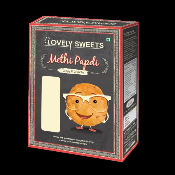 Methi Papdi (250 gms)