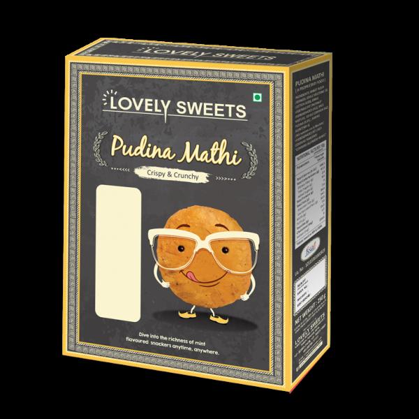 Pudina Mathi (250 gms)