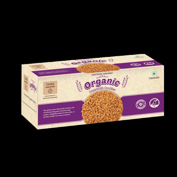 Organic Amarnath Cookies