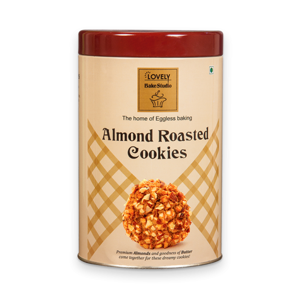 Almond Roasted Cookies (250g)