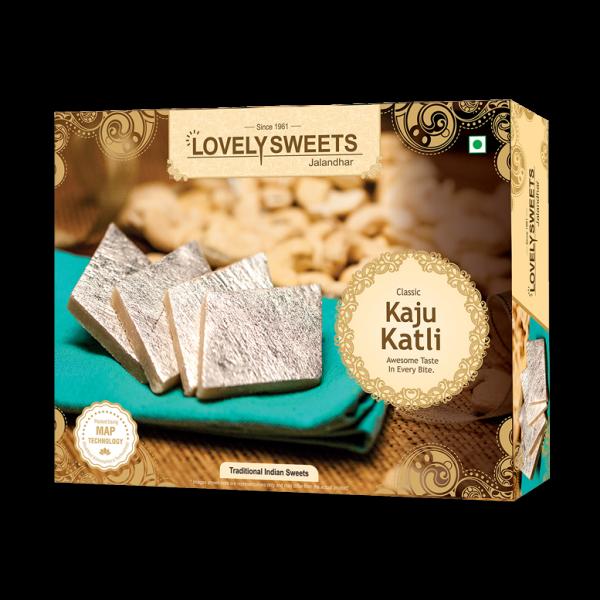 Kaju Katli (400 gms)