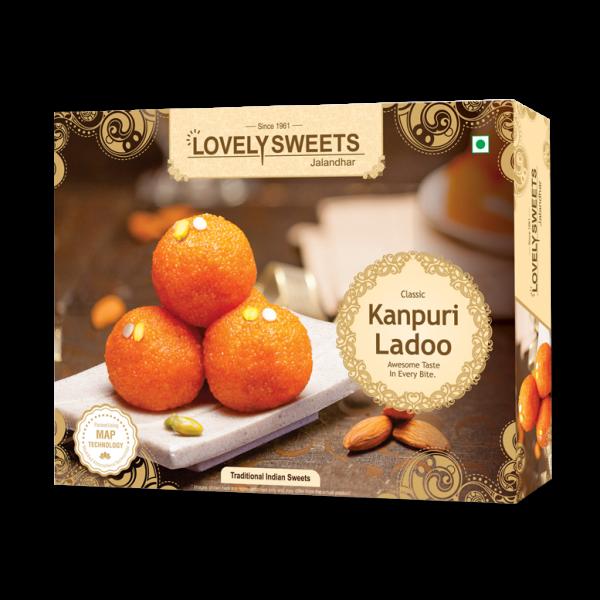 Kanpuri Ladoo (350 gms)