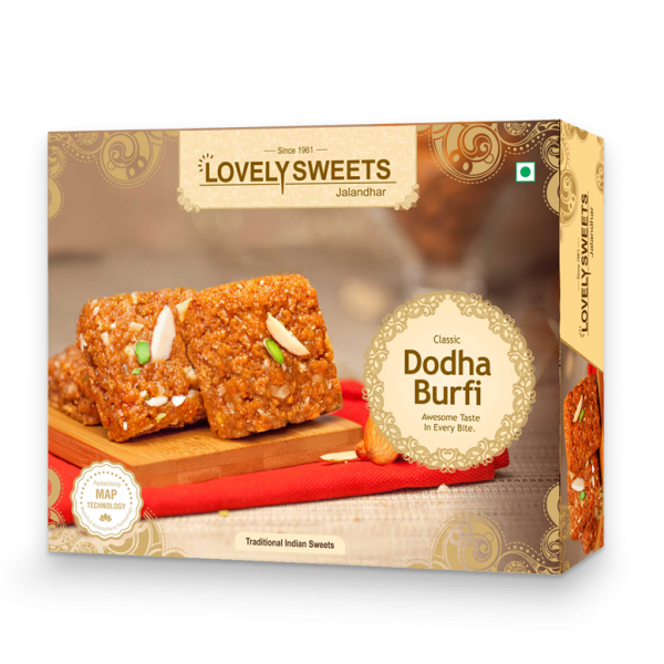 Dodha Barfi (400 gms)