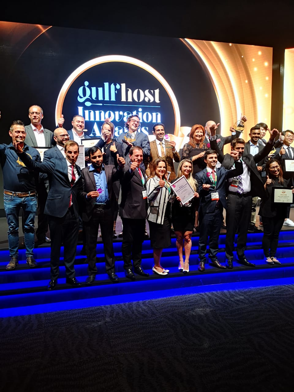 Winning Moments Gulfood'18