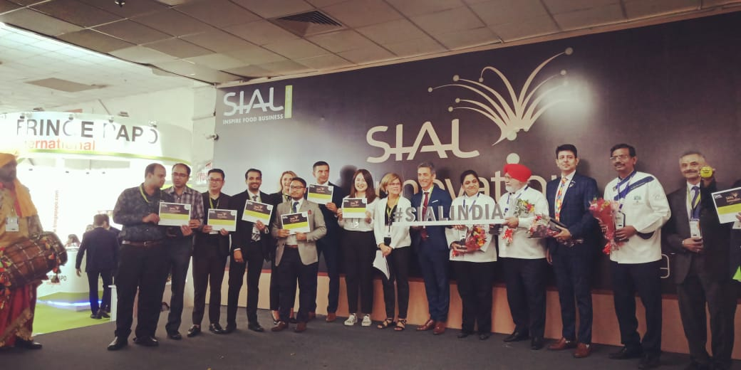 Winning moments at SIAL'19