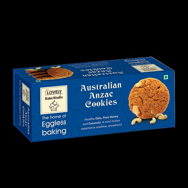 Australian Anzac Cookies (75gms)