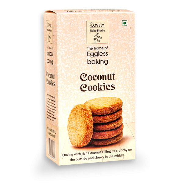 Coconut Cookies (200 gms)