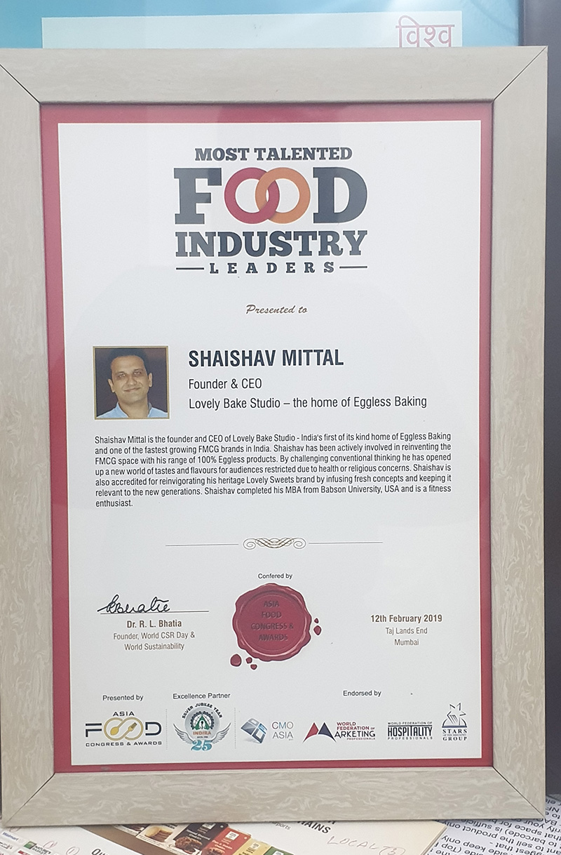 Asia-Food-congress-award-2019