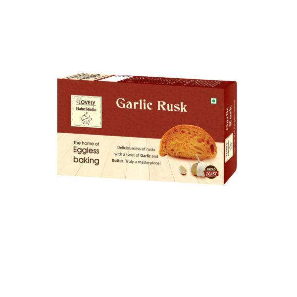 Garlic Rusk (200 gms)