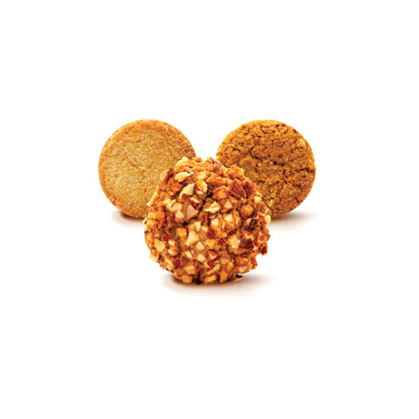 Assorted Cookies (Coconut, Almond Roasted, Cornflakes) 250g