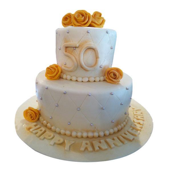 Wedding & Anniversary Cakes