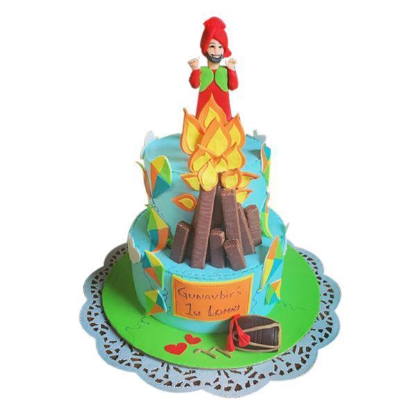 Lohri Cakes